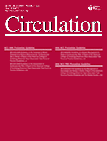Circulation cover graphic