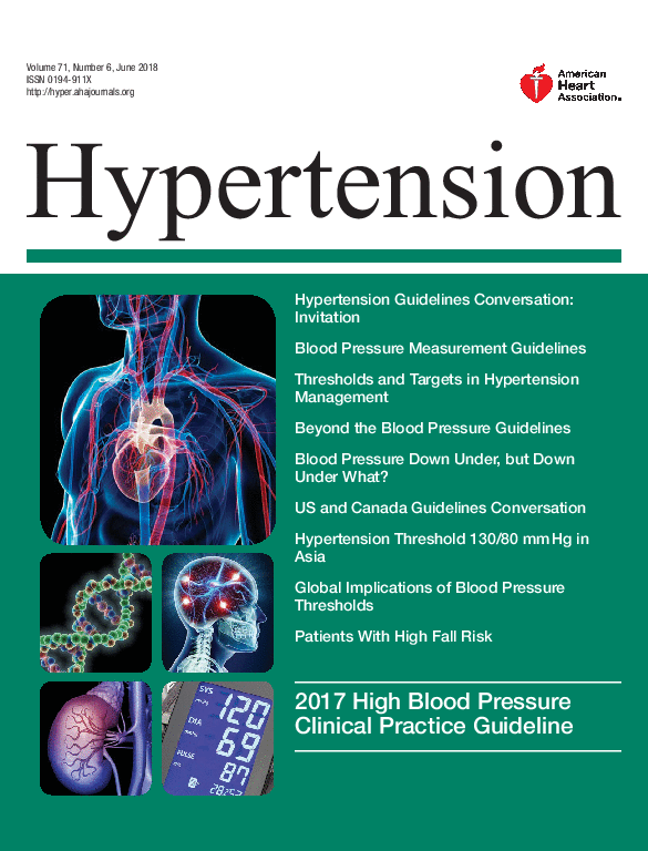 Hypertension cover graphic