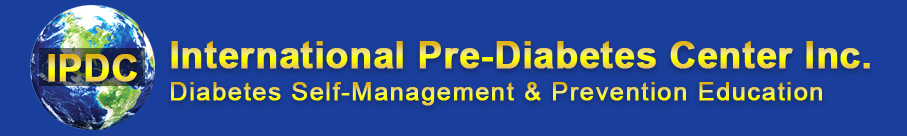 International Pre-Diabetes Center Inc. logo